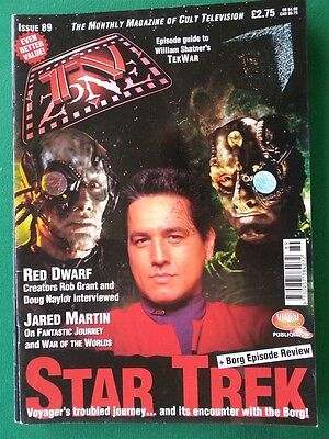 TV Zone 1997 April Issue 89