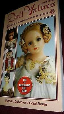 Doll Values : Antique to Modern (2004, Paperback)