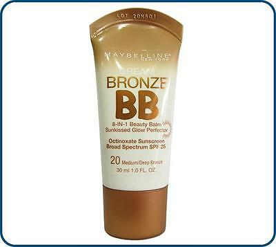 BUY 1, GET 1 AT 20% OFF Maybelline Dream Bronze BB Balm Sunkissed Glow Perfector