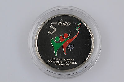 5 Euro Irland 2003 Special Olympics in Dublin