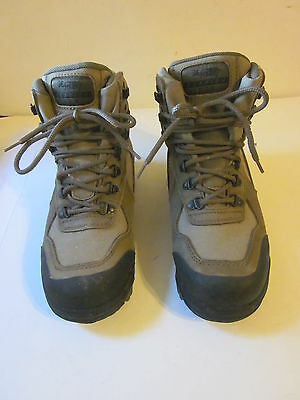 Womens Vasque Clarion Goretex Hiking Boots Size 7 Brown Trail Shoes
