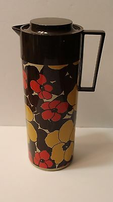 Vintage 1 Qt. ALADDIN Thermos Coffee Made in the USA 4460 Thermal Pitcher clean