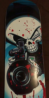 Blind Bony Reaper Old Vintage Rare Skateboard Deck Original Authentic griptape