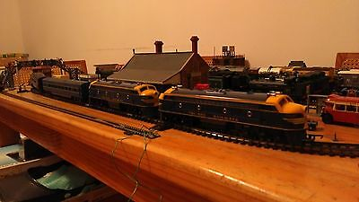 Superb, very rare, Triang R3VX complete trainset + extras