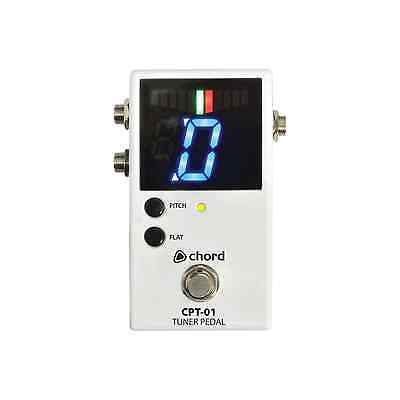 Chord CPT-01 Chromatic Guitar Tuner Pedal