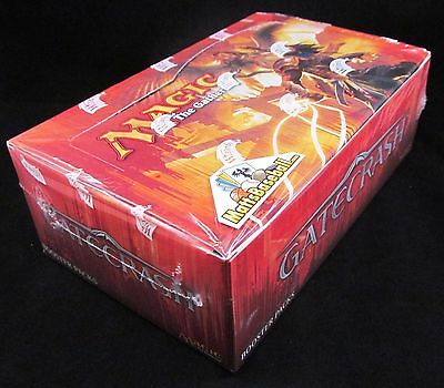 Magic The Gathering Gatecrash Booster Box, 36 packs/15 cards