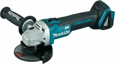 MAKITA DGA456 ZX1 18V 115mm Brushless Grinder (Body Only)
