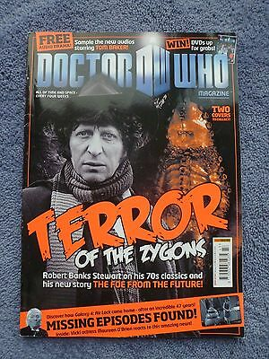 Doctor Who Mag 443