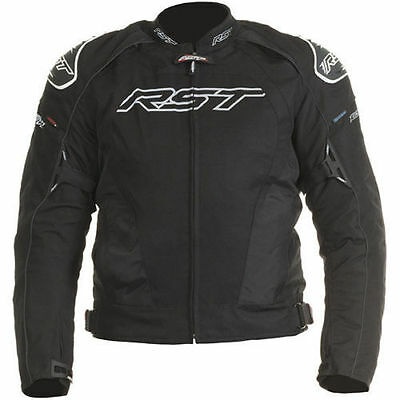 Rst Tractech Evo Ii 1397 Jacket Textile Motorcycle Black 44 L