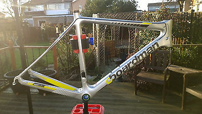 Chris Boardman Road Pro Carbon Frame Only 53cm