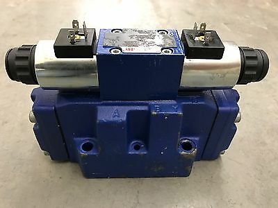 Bosch Rexroth Hydraulic Directional Spool Valve 4We6J62/eg24Nk4/b10 R900924597