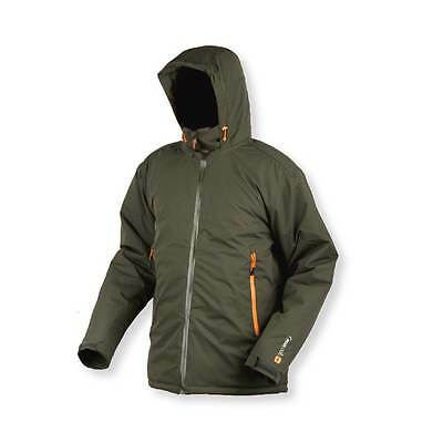 Prologic NEW Fishing Green Lite Pro Thermo Padded Waterproof Jacket *All Sizes*