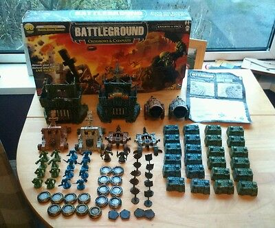Battleground Crossbows and Catapults War Chest Starter Set - Complete
