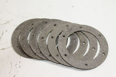 Harley 45 Flathead Clutch Friction Discs. 41 and later Solo & Servi-Car 37854-41
