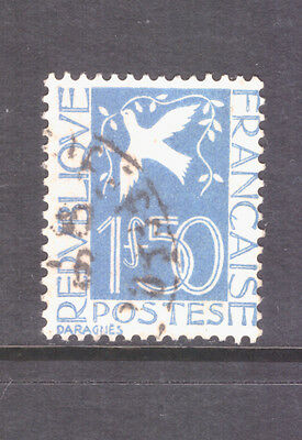 France 1934 Dove of Peace SG519 used stamp