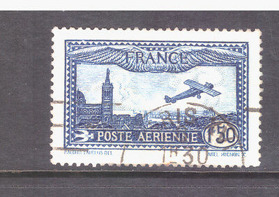France 1930 Airplane SG484 used stamps