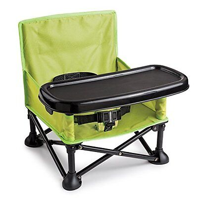 New Camping Booster Portable Infant Seat Baby Toddler Travel Dining High Chair