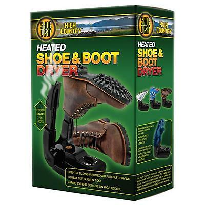 Shoe Gear 375123 High Country Heated Shoe & Boot Dryer
