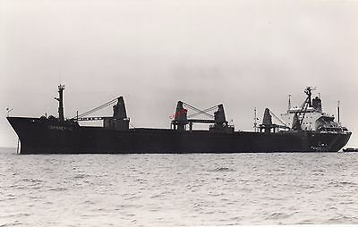 ODYSSEY-10 Bulk Carrier 1974  - Photograph