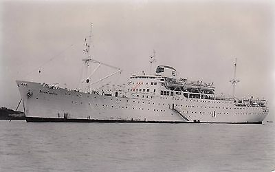 EASTERN PRINCESS 1953 Passenger Ship - Photograph