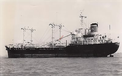 ASIAN CROWN 1967 Cargo Ship  - Photograph