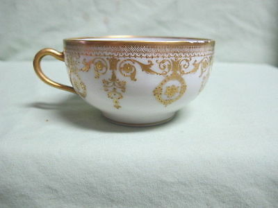 Haviland Limoges Cup Ordered by A Fuller at 1904 St Louis Worlds Fair