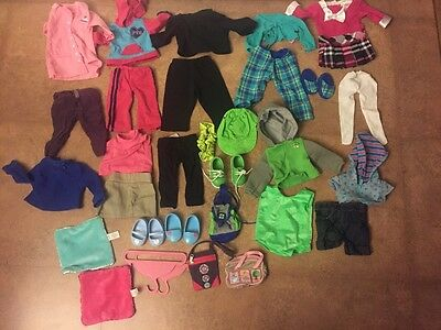 """18"""" Doll Clothes Lot Battat/Generation & other brand fit American girl"""