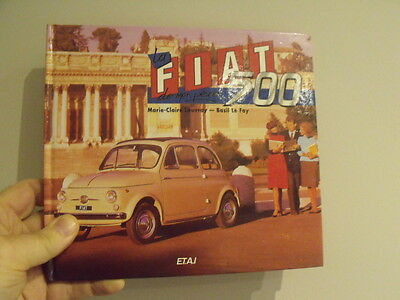 Fiat 500 Jolly Bianchina Ferves Moretti Steyr-Puch Vignale Abarth in French