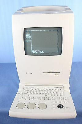 Pie Medical 240 Ultrasound Console Model 41074 with Warranty