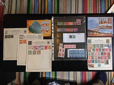 india and states stamps