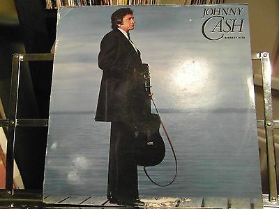 Johnny Cash  - Biggest Hits - Ex Vinyl Lp