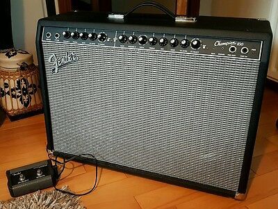 Fender Champion 100w Solid-state Combo Amp