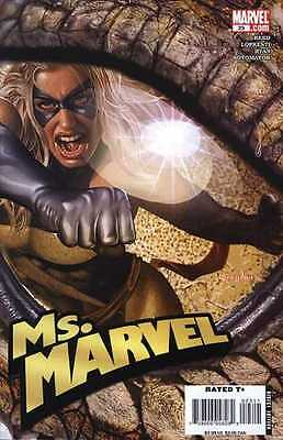 Ms. Marvel (2006 series) #23 in Near Mint + condition. FREE bag/board
