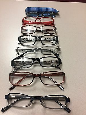 Lot Of (8) Readers/glasses