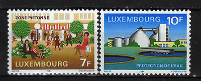 Luxemburg : 1984 Environement Protection New ( MNH )