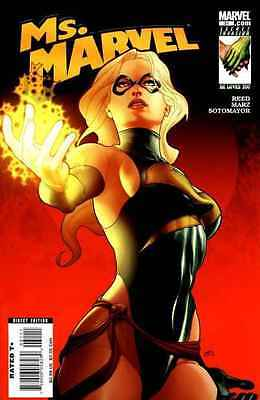 Ms. Marvel (2006 series) #31 in Near Mint + condition. FREE bag/board