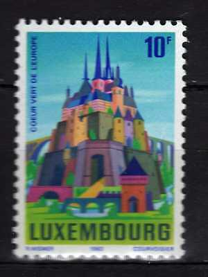 Luxemburg : 1983 Great Heart of Europe New ( MNH )