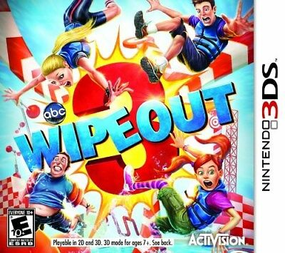 Nintendo 3Ds Game Wipeout 3 Brand New And Sealed