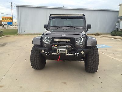 2017 Jeep Wrangler Unlimited 2017 Wrangler Unlimited Lifted