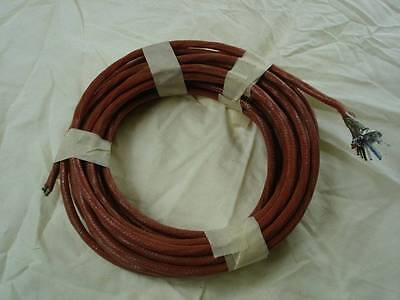 Belden E 83659 Conductor 18AWG Shielded Cable Computer Audio 25 Ft Roll New