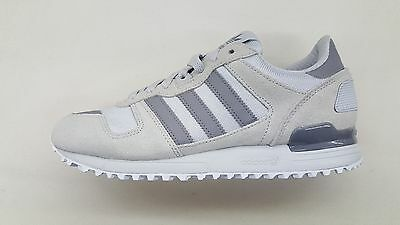 c51da96f128c5 Adidas Originals Zx 700 Clear Onix Grey White Mens Size Running Sneakers  S76178