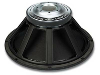 B52 18 inch 1000w RMS sub woofer driver for 18 inch subs. 8 ohms