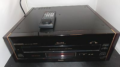 PIONEER ELITE CLD-97 Laserdisc, Laser Disc Player with Remote, EXCELLENT!