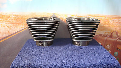 """CYLINDERS S&S Big Bore 124"""" Fits HARLEY Twin Cam 4.12 .010 Over 4.878 Height Y7"""
