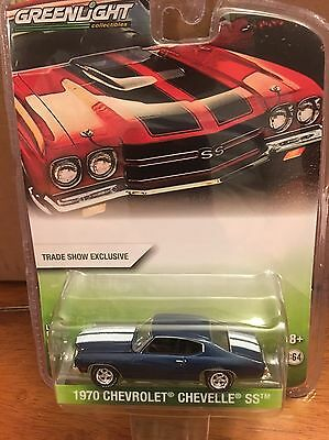 Greenlight Trade Show Exclusive 1970 Chevrolet Chevelle SS
