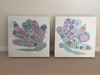 Sharon Peterkin Wall Canvases
