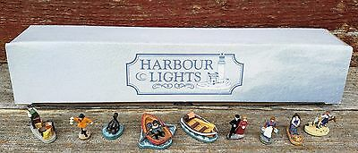 1997 Harbour Lights Keepers & Friends #606 Accessories New w/ Box