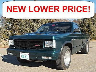 1985 Chevrolet S-10  Chevrolet S-10 SS 454 Pro Street pickup or daily driver. Awsome power well built