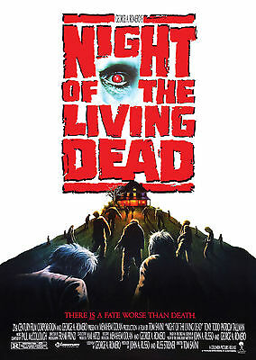 Night of The Living Dead (1990) - A1/A2 POSTER *BUY ANY 2 AND GET 1 FREE OFFER*