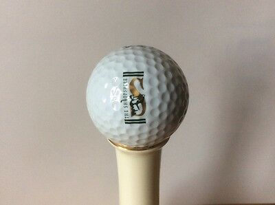 Collectable golf ball The Shropshire Insignia